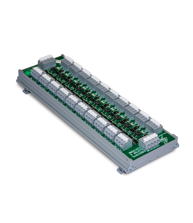 Çift Problu Kapasitif Seviye Sensörü (Eğik Milli)15