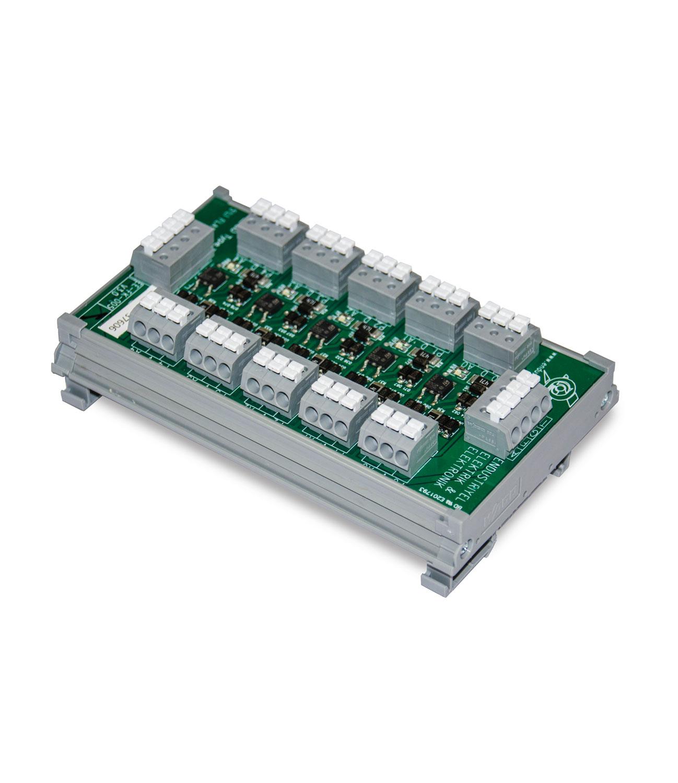 Çift Problu Kapasitif Seviye Sensörü (Eğik Milli)16
