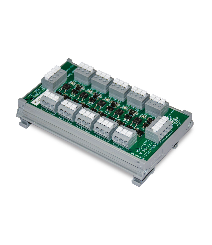 Double Probe Capacitive Level Sensor (with Sloped Shaft)16