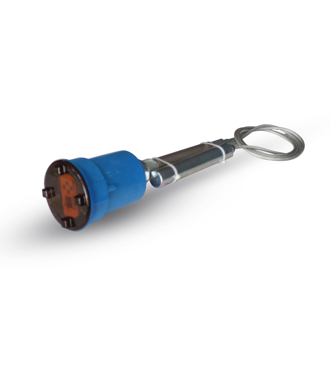 Double Probe Capacitive Level Sensor (with Sloped Shaft)7