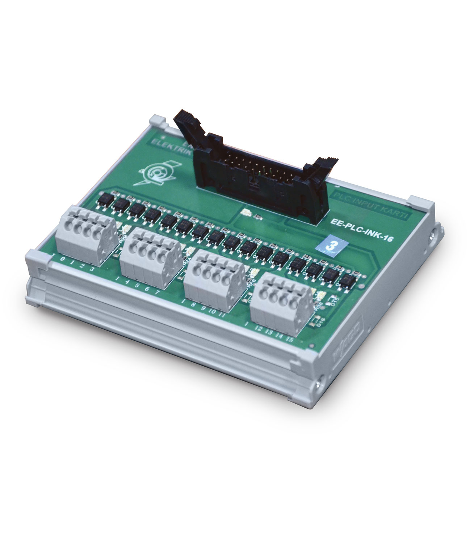 PLC 16 Input Card