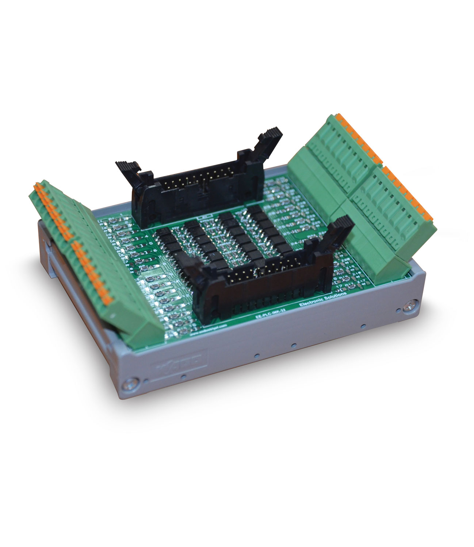 Double Probe Capacitive Level Sensor (with Sloped Shaft)14