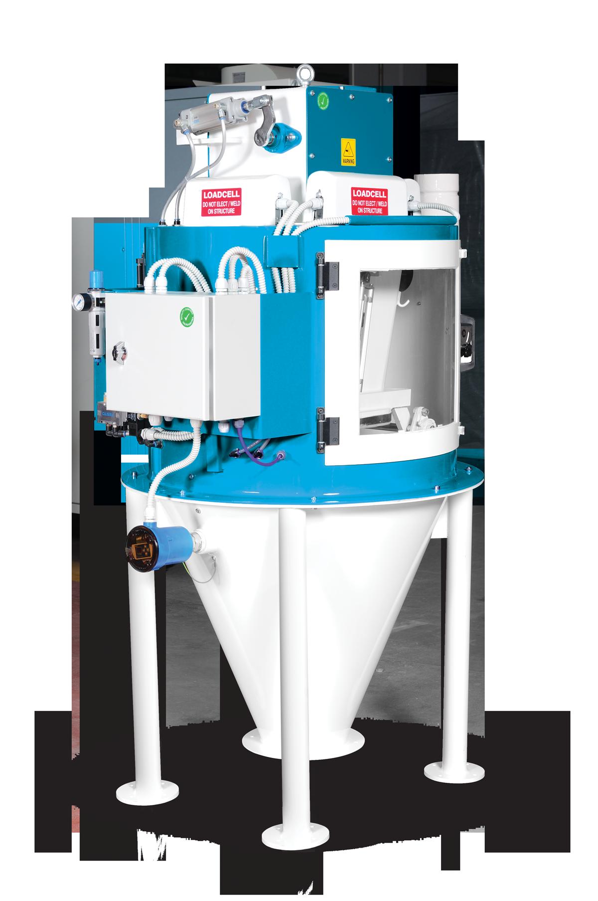 Müstakil PLC Kontrollü Randıman Kantarları – Tubex Tip 40/80/120 Lt.2
