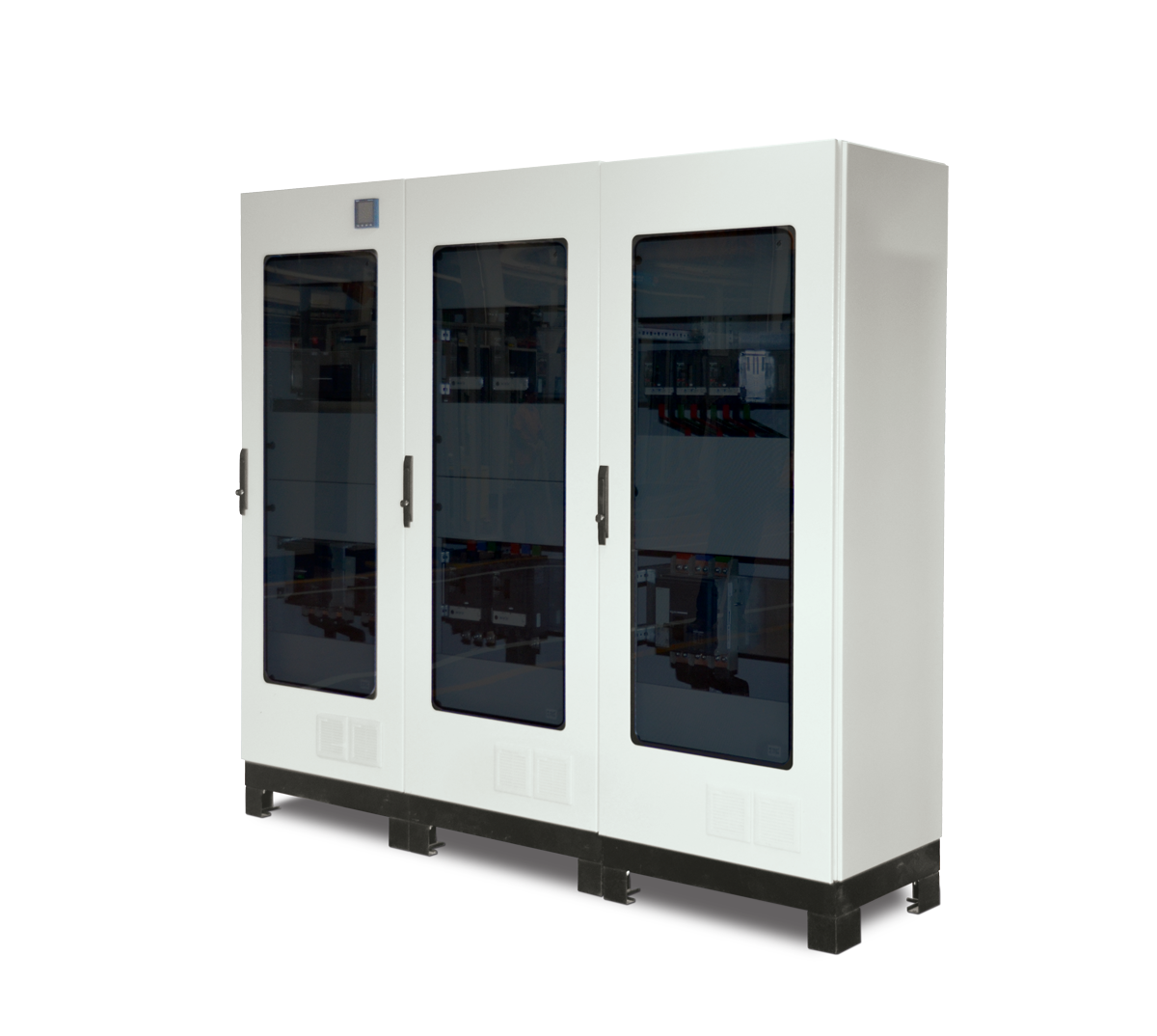 LTD - Şalter Panoları Merkezi ve Tali Dağıtım Panoları İç Kapaklı