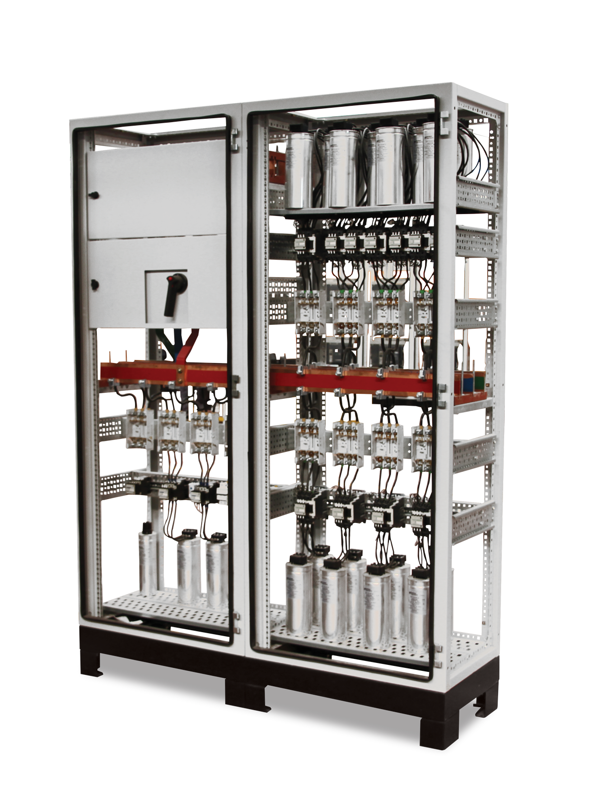 LTD - Switch Panels Center and Secondary Distribution Panels are Inner Covered2