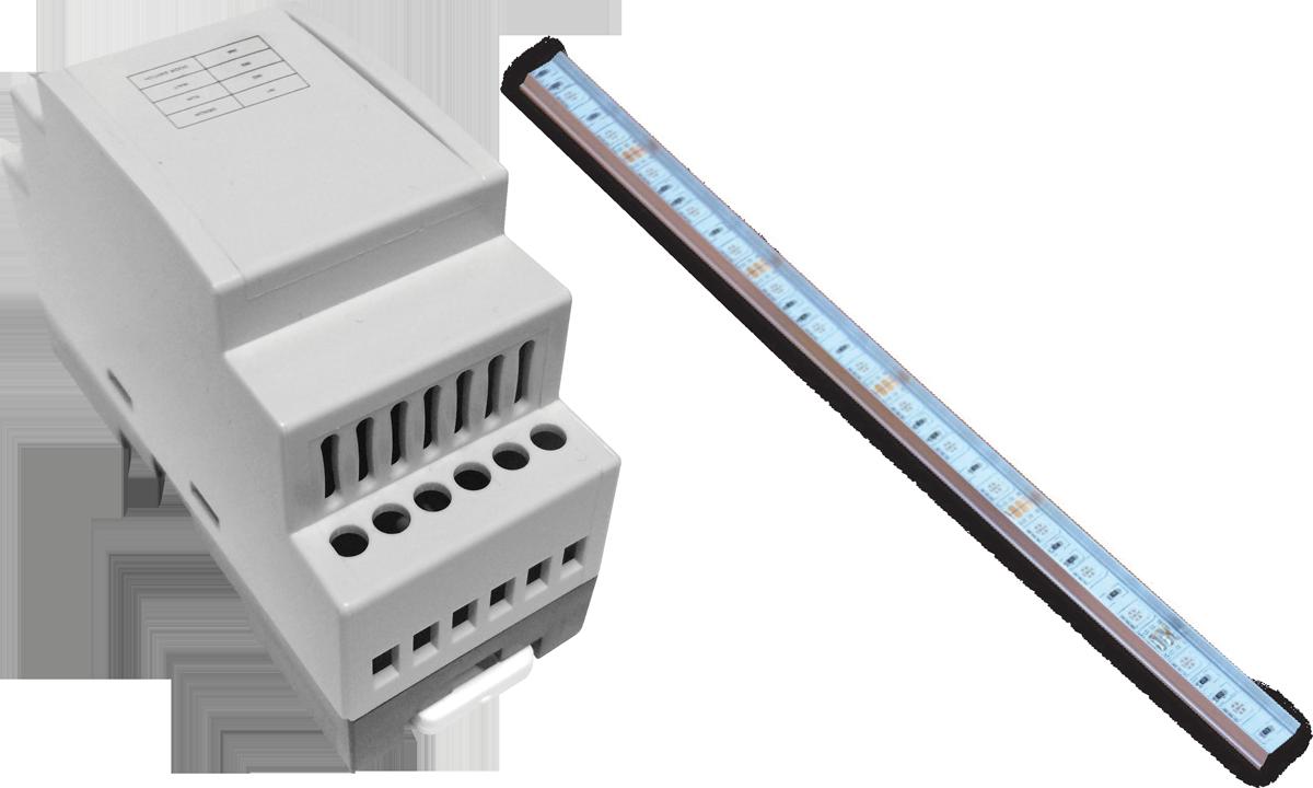 Çift Problu Kapasitif Seviye Sensörü (50-125cm)2