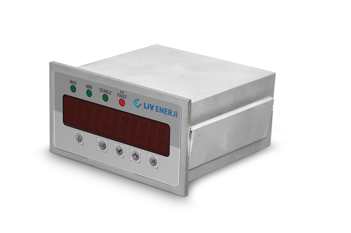 Double Probe Capacitive Level Sensor (with Sloped Shaft)8