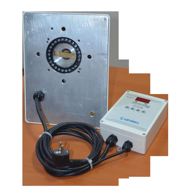 Çift Problu Kapasitif Seviye Sensörü (50-125cm)10