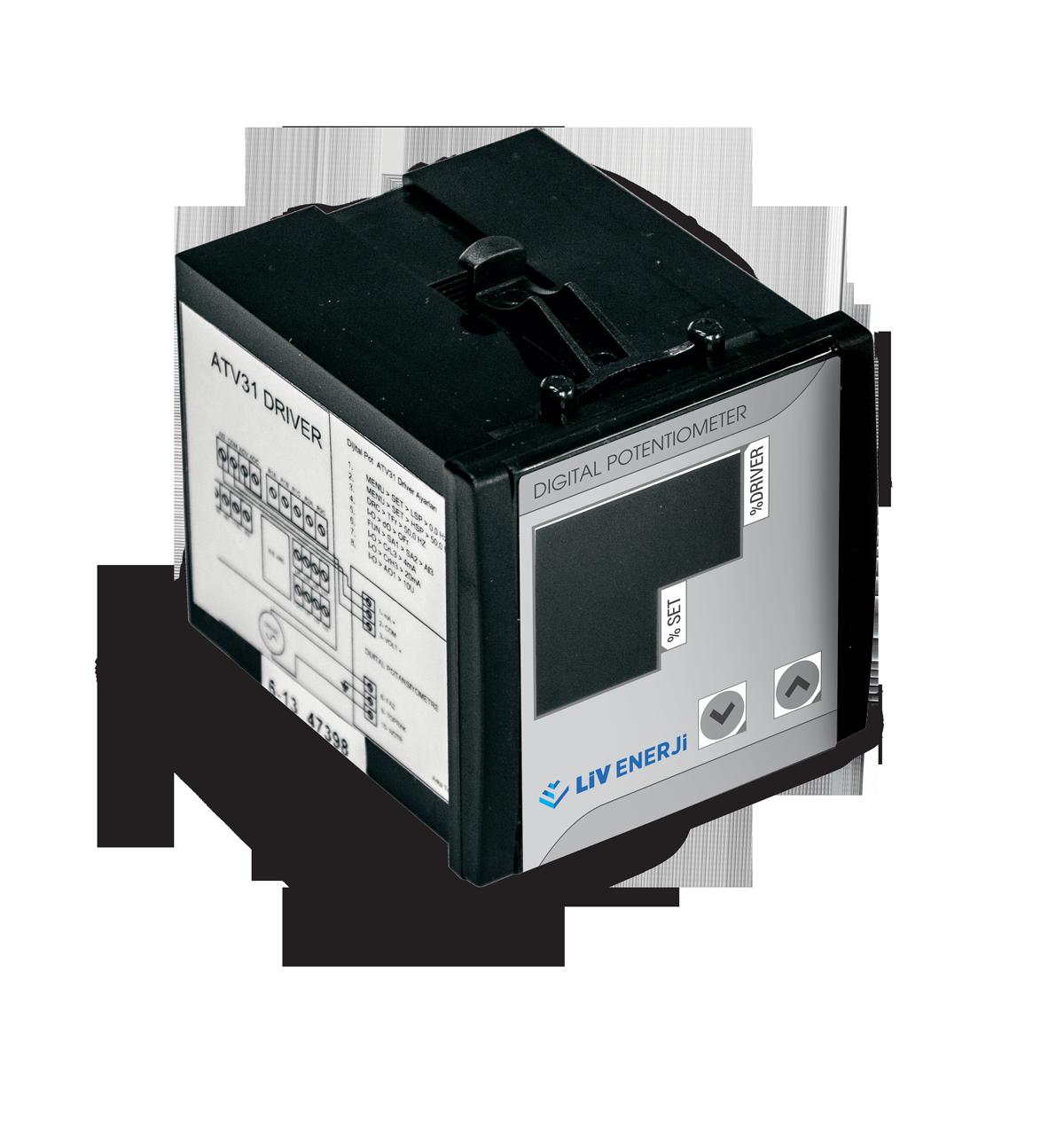 Dijital Kapasitif Seviye Sensörü (Eğik Milli)17