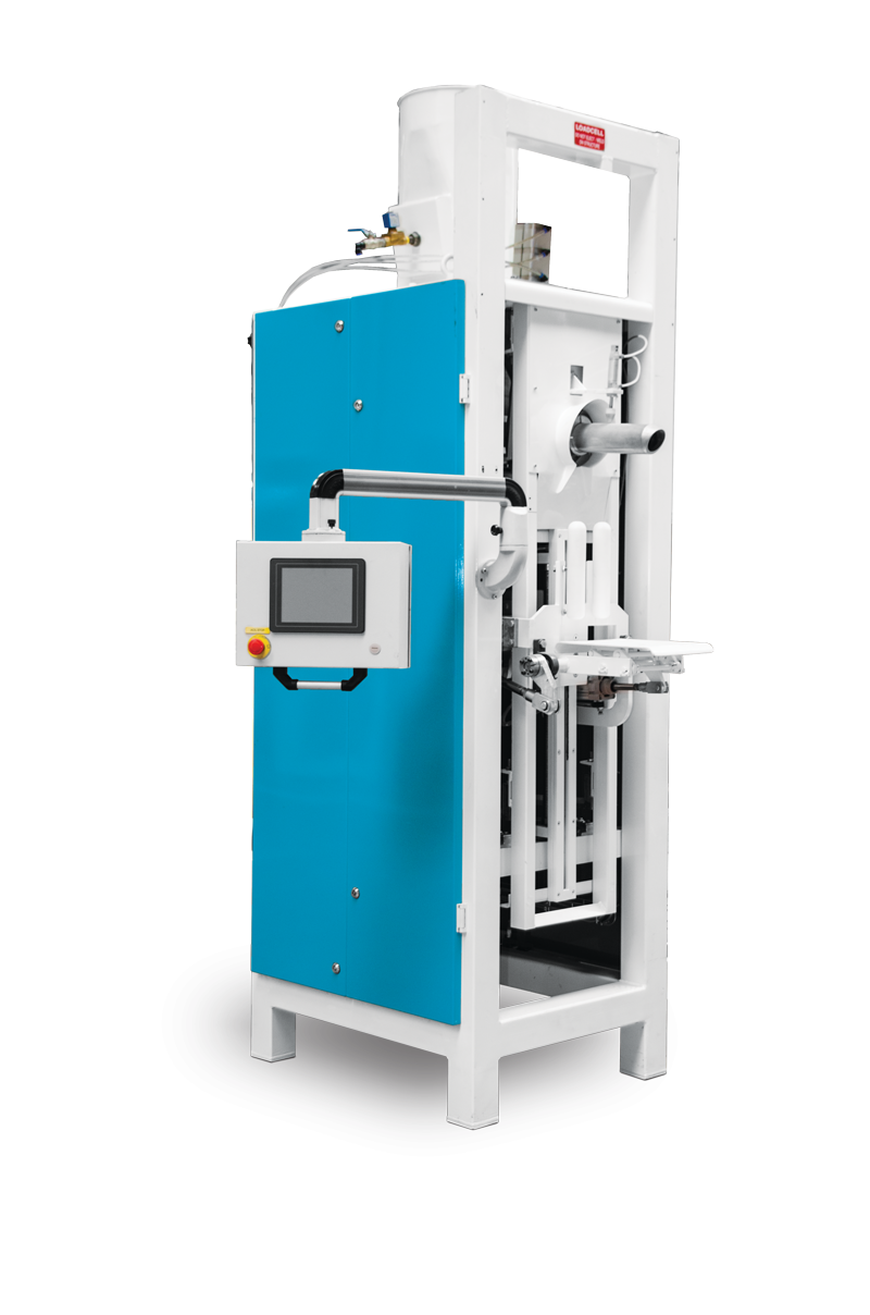 Flour Bagging Machine System With Double Weigh Hopper & Single Station 5/10 Kg2