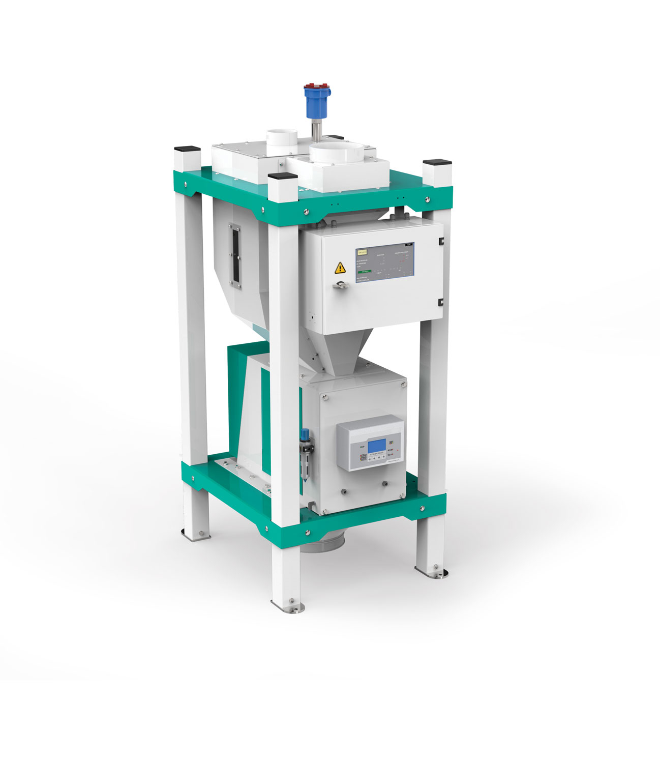 Flow Controlled Hecto Liter Automatic Dampening Systems -PLC Type