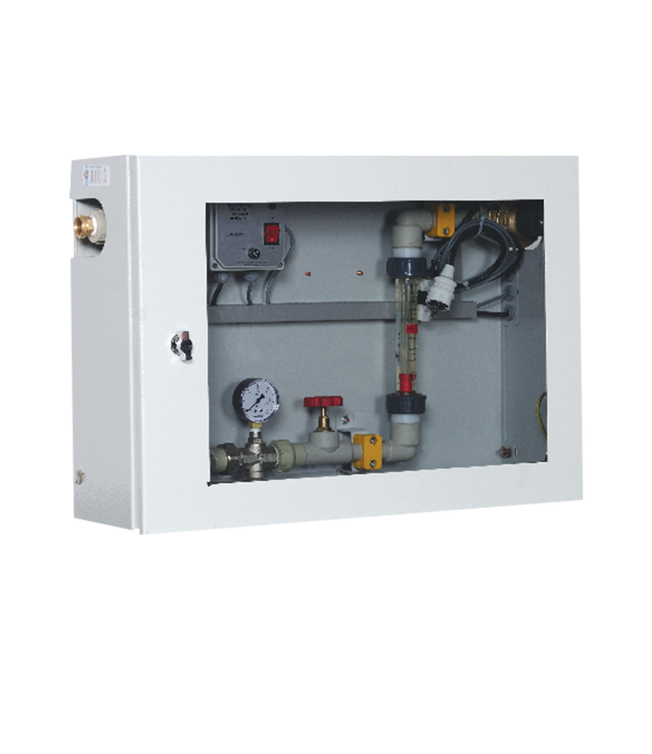 Automatic Water Dampening Unit With Programmable Digital Indicator2