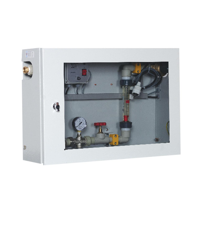 Electro Valve Controlled Mechanical Flowmeters