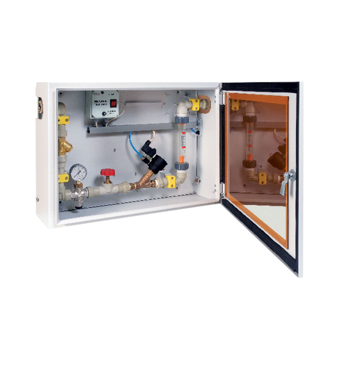 Air Controlled Mechanical Flowmeter
